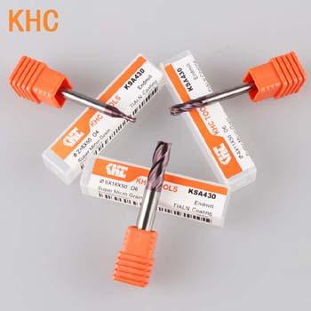KHC通用型钨钢铣刀